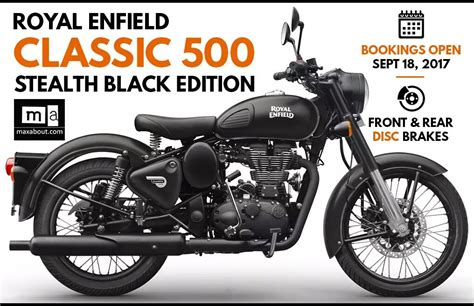 Enfield Classic 500 Image by 2018 Royal Enfield Classic 350 Gunmetal Grey And Classic