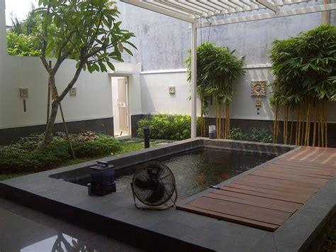 minimalist fish pond ideas  create luxury landscape