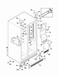 Wiring Diagram Database  Frigidaire Refrigerator Water