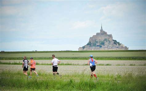 marathon du mont michel le 28 avril 2017 azur olympique charenton