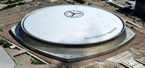 mercedes benz superdome projects rycars construction