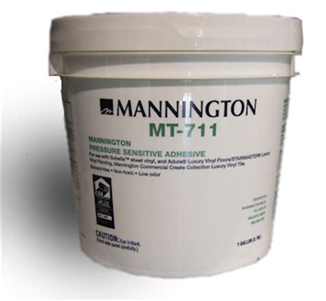 Mannington Carpet Tile Adhesive by Mannington Adura Luxury Vinyl Adhesive Mt711 1 Gallon