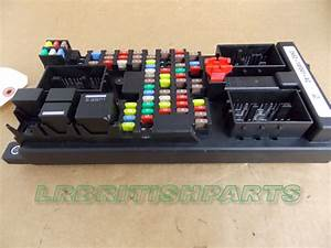 Land Rover Fuse Box Passenger Compartment Range Rover