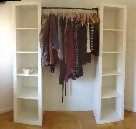 Diy Wardrobe by Diy Wardrobe Inez Hanging Clothes Diy Wardrobe Diy