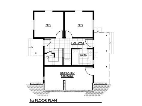 1000 sq ft floor plans 1000 sq ft house plans 3 bedroom modern house plan
