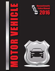 Mass Boat Registration Sticker by Motor Vehicle Manual 2016
