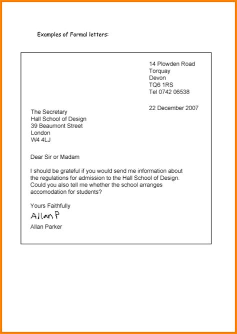 english business letter format penn working papers