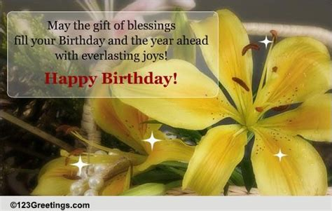 birthday blessings  birthday blessings ecards