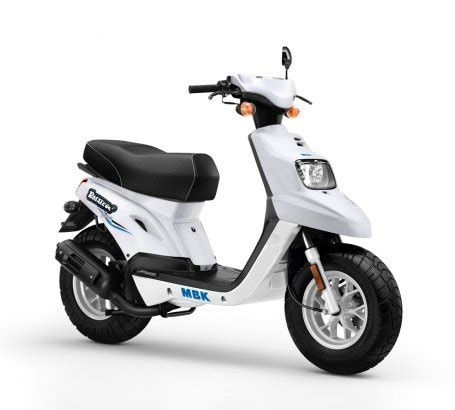 scooter mbk booster spirit cc fmj scooter