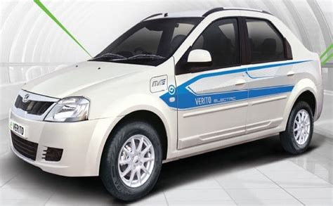 Mahindra E-verito Price In India, Images, Mileage
