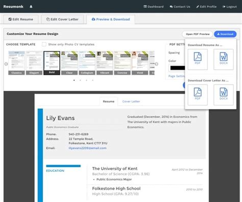 Resume From Linkedin by How To My Resume From Linkedin Quora