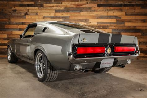 1967 Ford Mustang Gt Fastback 465ci 4speed Tribute Gt500