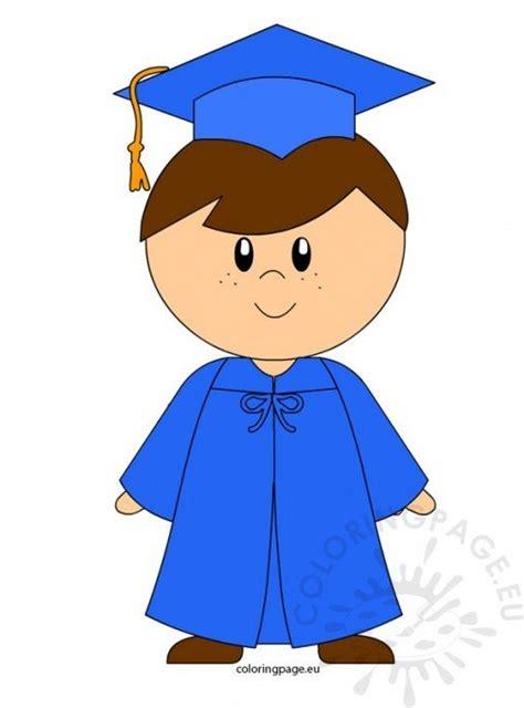 kindergarten boy graduation