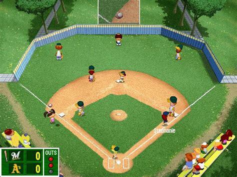 Backyard Sports by Backyard Baseball 2001 2000 Sports