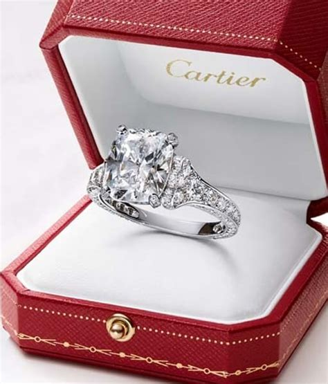 cartier diamond engagement rings prices engagement rings