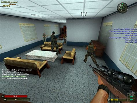 The Best  Ee  Free Ee    Ee  Games Ee   On The Net First Person Shooters Fps