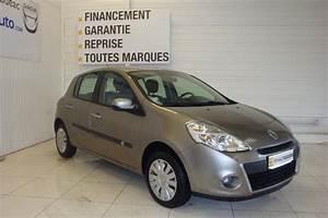 Recharge Clim Clio 3 : voiture occasion renault clio iii 1 2 16v 75 eco2 expression clim euro 5 2011 essence 22600 ~ Gottalentnigeria.com Avis de Voitures