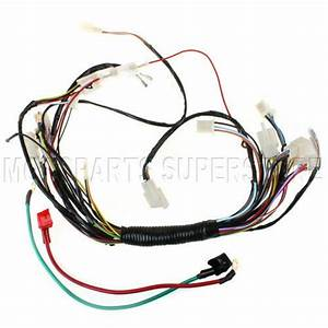 New Main Wiring Harness 110cc 125cc Taotao Atvs Quads Four Wheeler