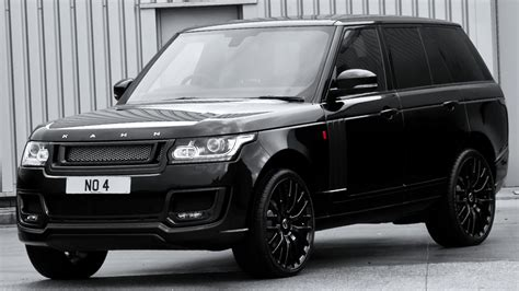 land rover kahn kahn design range rover 600 luxury edition