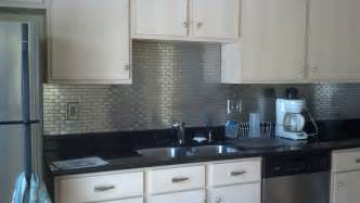 stainless steel kitchen backsplashes 5 diy stainless steel kitchen makeovers on the cheap do it yourself ideas