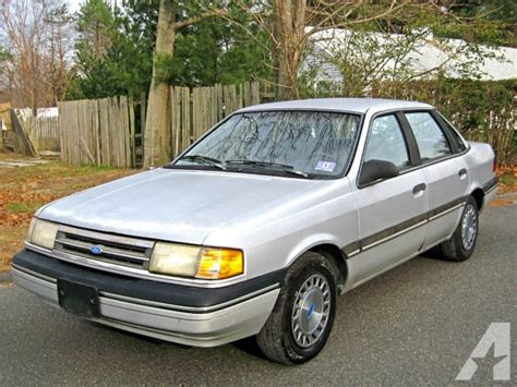 FORD TEMPO - 112px Image #5