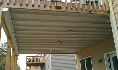 Diy Deck Ceiling Kits Nationwide by Deck Ceiling System For The Home