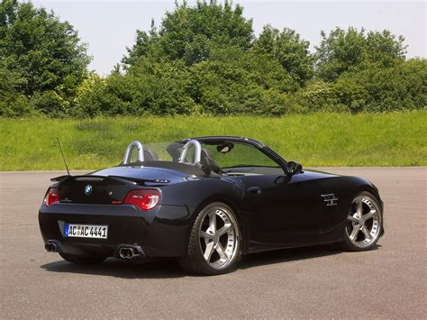 2007 Bmw Z4 M Roadster Pictures Information And Specs