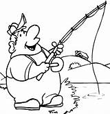 Fishing Guy Clipart Fat Drawing Hunting Boat Clip Drawings Camping Fisherman Timtim Coloring Library Commercial Clipartpanda Fatso Bw Die Getdrawings sketch template