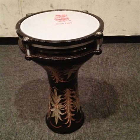 turkish darbouka  bell percussion instruments decor