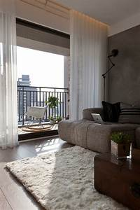Wohnzimmer Gardinen Günstig : gardinen wohnzimmer ein accessoire mit vielen funktionen ~ Markanthonyermac.com Haus und Dekorationen