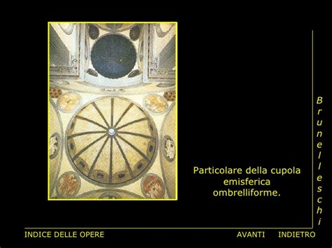 cupola emisferica brunelleschi
