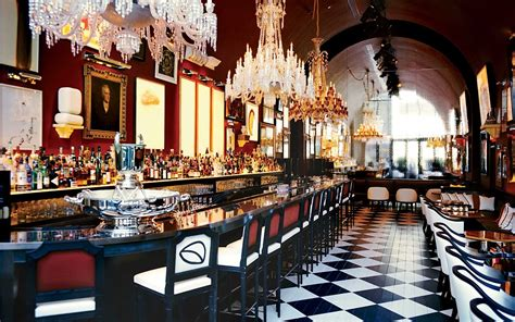 Bar Accessories Nyc by Baccarat Hotel Residences Travel Leisure