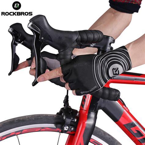 rockbros sarung tangan sepeda  finger  size