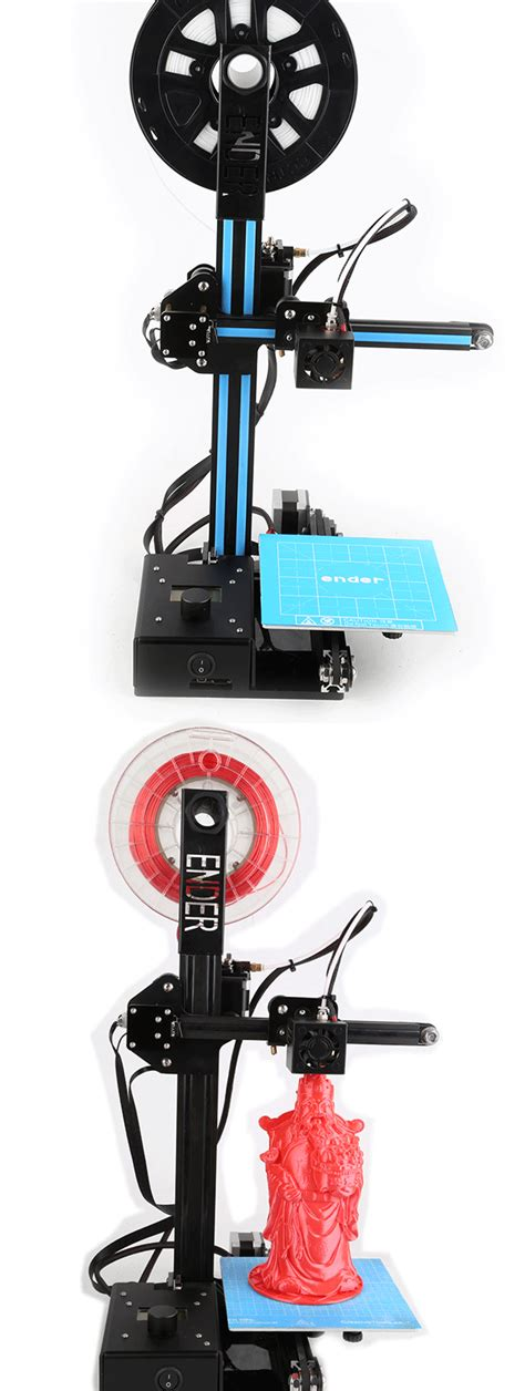 ender 2 3d printer creality 3d ender 2 diy 3d printer kit 150 150 200mm
