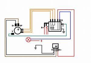 Lichtmaschine Anschliessen Schaltplan