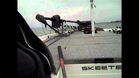Skeeter Boats Rough Water by 2012 Skeeter Fx20 In Rough Water On Lake Tawakoni Youtube