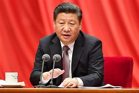 chinas president calls  law enforcement  protect