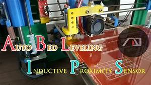 Auto Bed Leveling Installation Guide For 3d Printer Npn