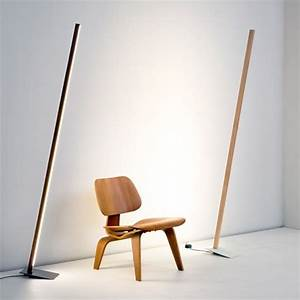 6 foot torch floor lamp modern floor lamps by ylighting for Modern torch floor lamp