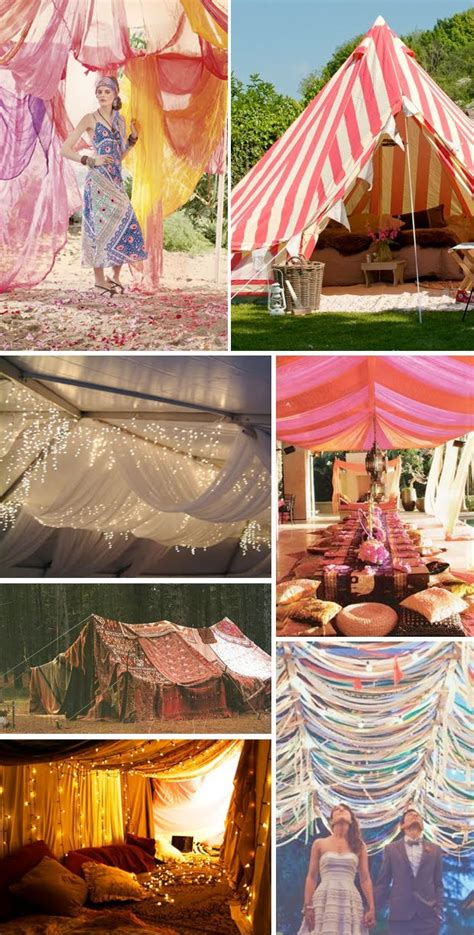 hippie canopy tents canopies and chuppahs for the hippie in you the jungalowthe jungalow