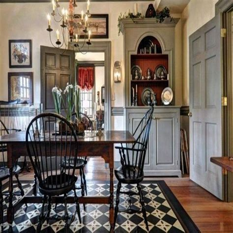 Colonial Dining Room Furniture by 199 Best Images About Colonial Dining Rooms On