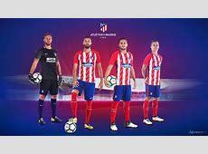 Atletico Madrid 20172018 Wallpaper by szwejzi on DeviantArt