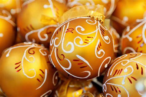 bright orange christmas ornaments orange balls free stock photo domain pictures