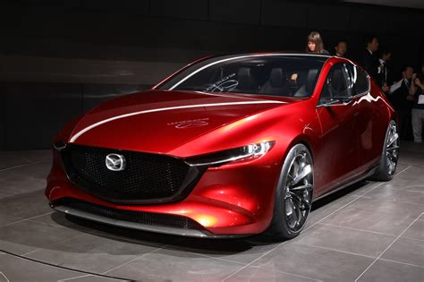 Kai Concept Es La Próxima Generación Del Mazda 3