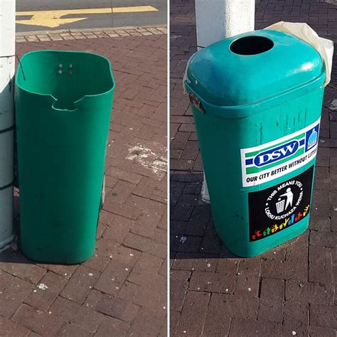 co cuisine uip dustbin repairs attended to florida road uip