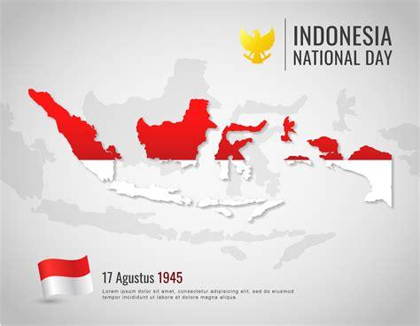 indonesia map  vector art   downloads