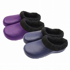 neu briers thermofutter garten clogs unisex flieder grosse With katzennetz balkon mit garden clogs