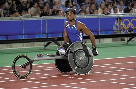 le petit manoir 187 archive 187 athl 233 tisme la course en fauteuil roulant