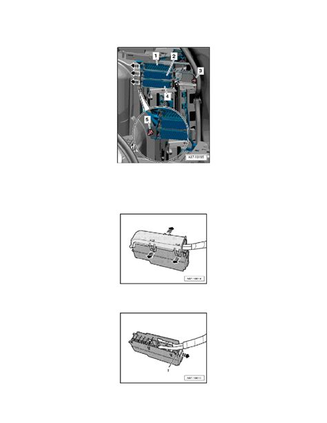 Audi Fuse Box Repair Wire by Audi Workshop Manuals Gt Q7 Quattro V8 4 2l Bar 2008