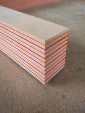 designapplause paper wood stool drill design